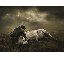 War Horse Photographic Print