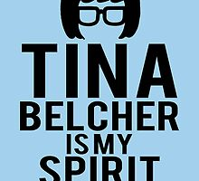 Tina Spirit Animal by designsbymegan