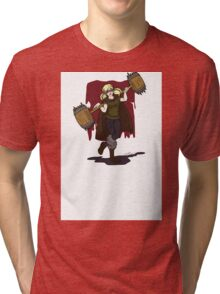 Harley Q. Bolton from Game of Heroes  Tri-blend T-Shirt