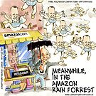 Amazon Rainforest Gump by Rick  London