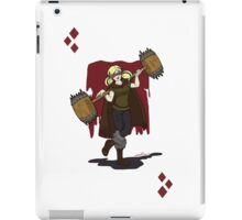 Harley Q. Bolton from Game of Heroes  iPad Case/Skin