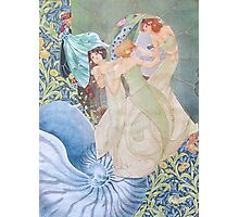 The Daughters of Neptune Photographic Print