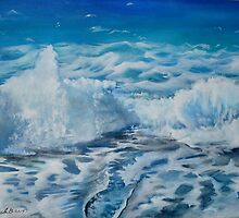Sea Three by Lori Elaine Campbell