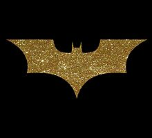 Batman Glitter by EAMS