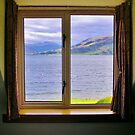 Looking out on an Ullapool Evening by lezvee
