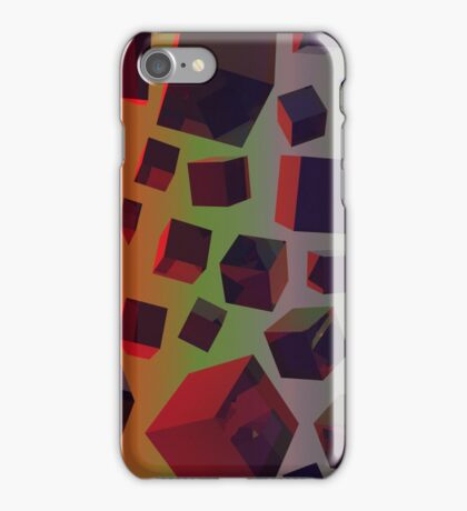 Perpetual Ambiguity  iPhone Case/Skin