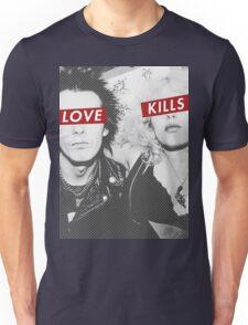 Love Kills - Sid & Nancy Unisex T-Shirt