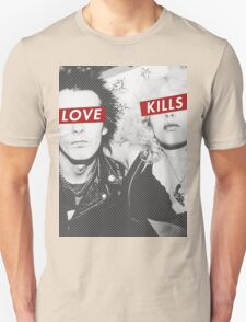 Love Kills - Sid & Nancy T-Shirt