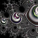 Mandlebrot fractal art by SteveHphotos