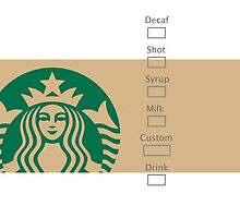 Customize your Hot Beverage (sleeve) by say-cheeese