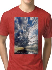 Dawn at Esker Lake Tri-blend T-Shirt