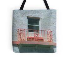 Miami Beach Balcony Tote Bag