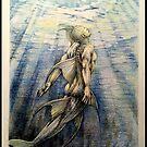 Merman, Up to the Surface by Unicornuss