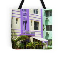 Miami Beach - Art Deco Tote Bag