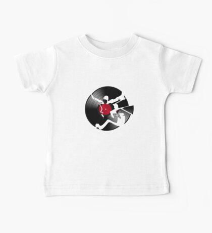 record Baby Tee