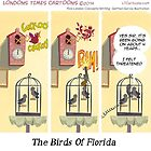 Legal Birds Of Florida by Rick  London
