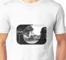 Melbourne's abandoned factory equipment Unisex T-Shirt