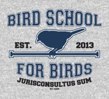 Bird School for Birds T-Shirt
