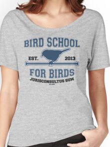Bird School for Birds Women's Relaxed Fit T-Shirt
