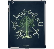 Lord of the Rings Illustration iPad Case/Skin