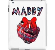 Maddy from On The Radio iPad Case/Skin