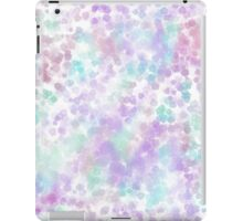 Psychedelic Watercolor - Azalea iPad Case/Skin