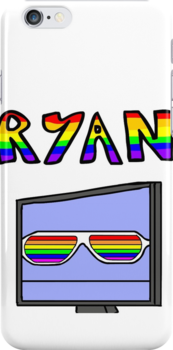Ryan from On The Radio by DaftPina