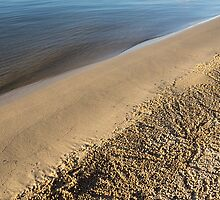 sand pattern by Anne Scantlebury