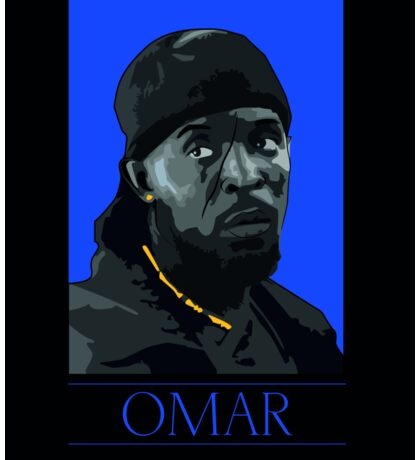 Omar  Sticker