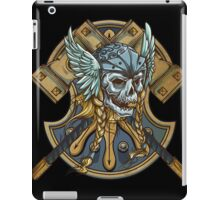 Viking iPad Case/Skin