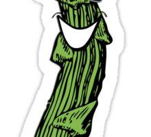 Mister Cool Asparagus T-Shirt Sticker Sticker