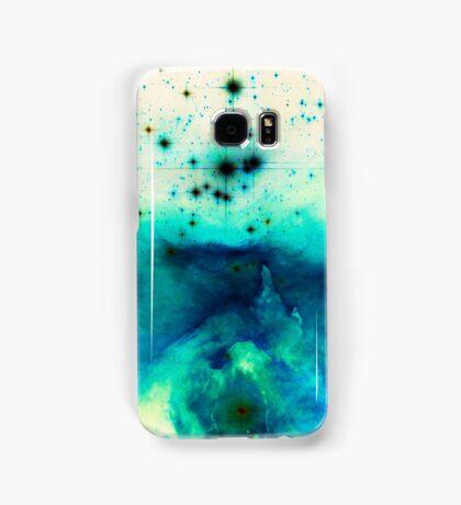 Blue Sea In The Sky | Fresh Universe Samsung Galaxy Case/Skin