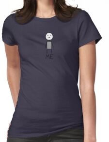 Your Portrait Womens Fitted T-Shirt