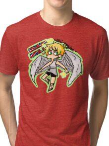 Britannia Angel!!! Tri-blend T-Shirt