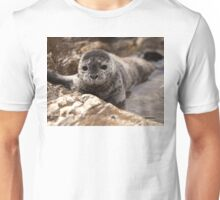 Sea Lion Baby up close Unisex T-Shirt