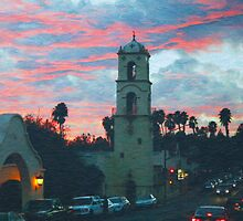 Ojai Valley Downtown by damhotpepper