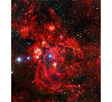 Lobster Nebula Triangle | Fresh Universe Photographic Print