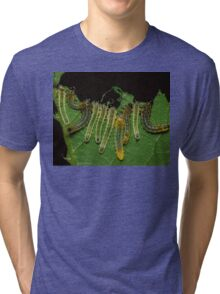 Caterpillar Gems Tri-blend T-Shirt