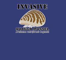 Invasive Quagga Mussel Unisex T-Shirt