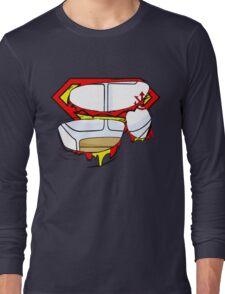 Super Royal Armor Long Sleeve T-Shirt