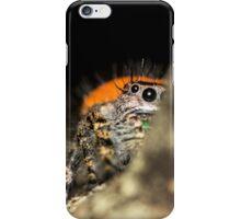 Peek-A-Boo Spider iPhone Case/Skin