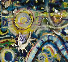Constellation Inspires Young Painter by timothysmith