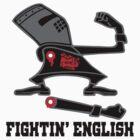 Fightin' English by Baardei