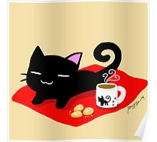 Jiji Tea Time Poster