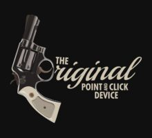 The Original Point and Click Device by Ryan Jay Cruz