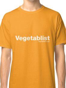 Vegetablist top Classic T-Shirt