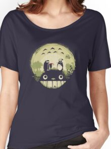 Totoro nightmare Women's Relaxed Fit T-Shirt