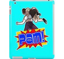 Pam! iPad Case/Skin