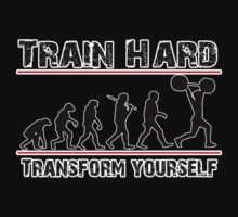 Train Hard by malygoo
