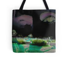 At Night all Cats are Grey Tote Bag